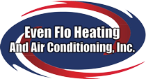 Even Flo Heating And Air Logo